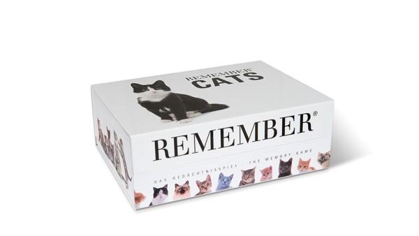 Gedächtnisspiel Katze Cats REMEMBER