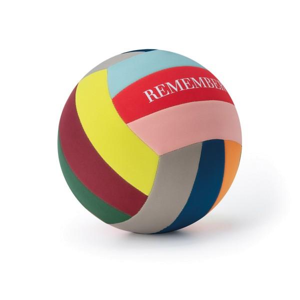 Freizeitball Neopren Beachball REMEMBER