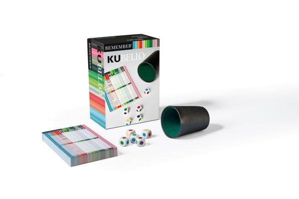 KuBello Würfel nach Farben REMEMBER