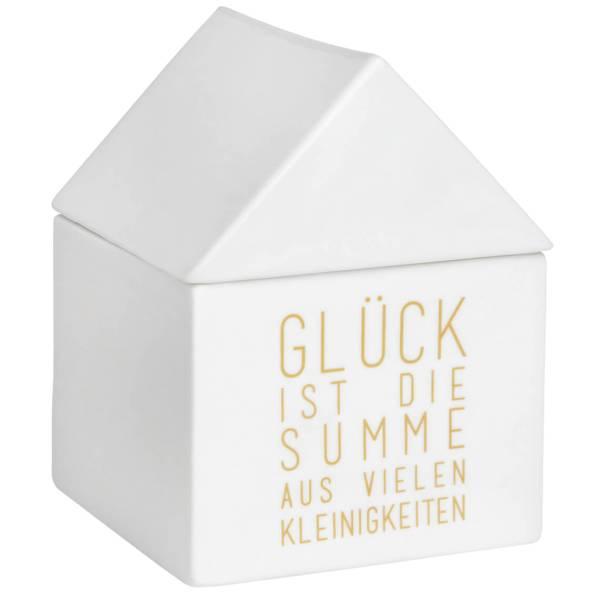 Sparhaus Schatzkammer Porzellanhaus Groß Räder Design
