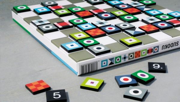 Sudoku Version 2 ein Brettspiel mit Köpfchen REMEMBER