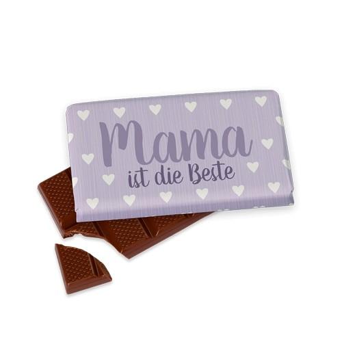 Schokolade Mama ist die Beste LaVida