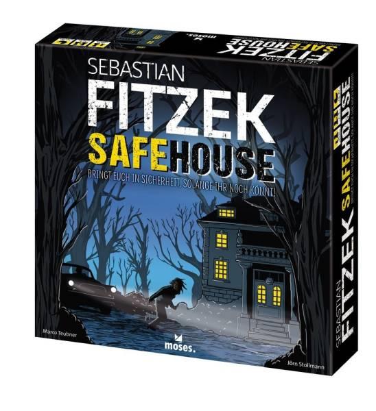 SafeHouse Sebastian Fitzek Brettspiel Moses