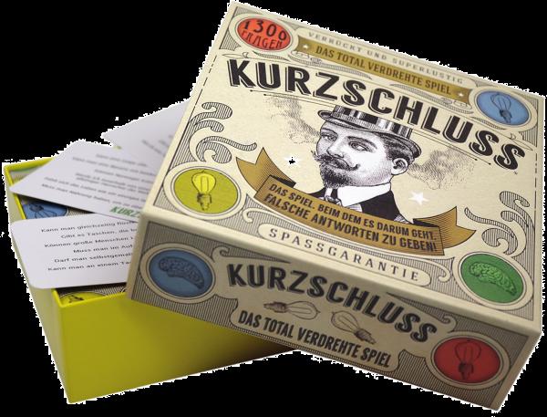 Kartenspiel Kurzschluss Kylskapspoesi