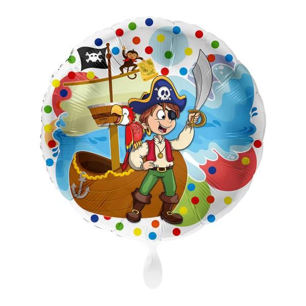 Piraten Jungen Geburtstag Folienballon Luftballon