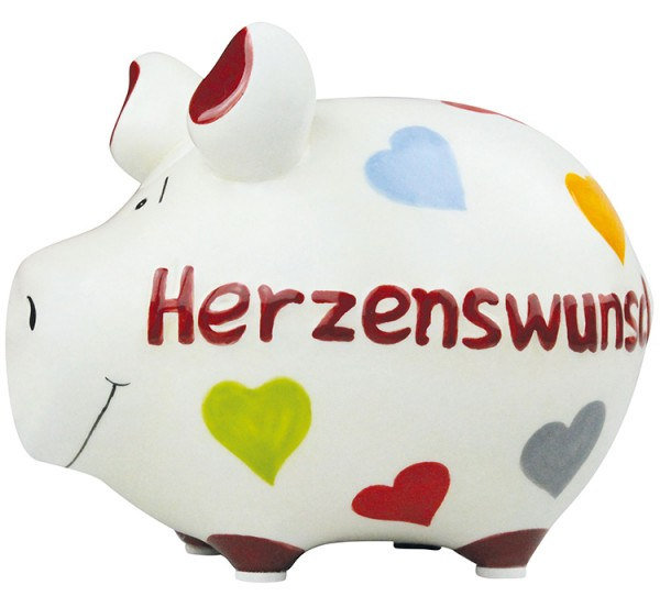 Sparschwein Herzenswunsch KCG