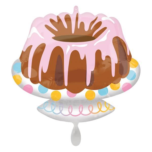 Kuchen Geburtstag Party 43cm Luftballon