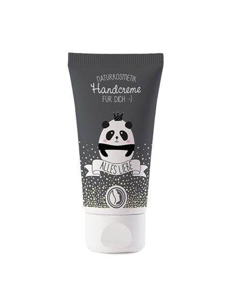 Vegan Handcreme Alles Liebe Panda Naturkosmetik Geschenk LaVida