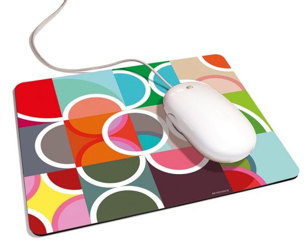 Mousepad Circus REMEMBER Büro Geschenk