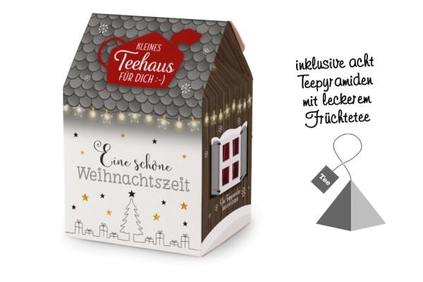 Teehaus Schöne Weihnachtszeit Teegeschenk LaVida