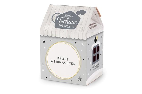 Teehaus Frohe Weihnachten Teegeschenk LaVida