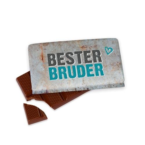 Schokolade Bester Bruder LaVida
