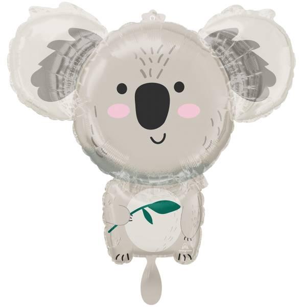 Koala Bär Folienballon Luftballon