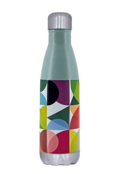 Solena Thermo Trinkflasche 0,5l REMEMBER Design