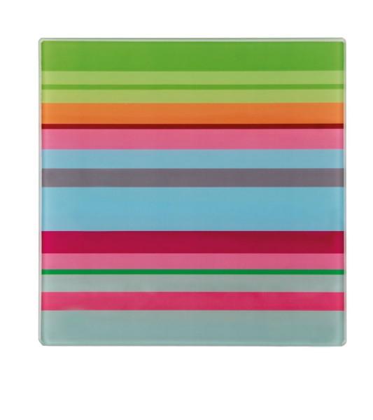 Küchenglasplatte Lines REMEMBER