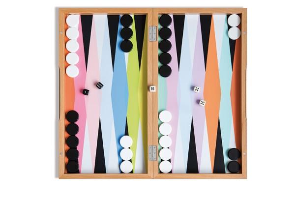 Brettspiel Backgammon REMEMBER