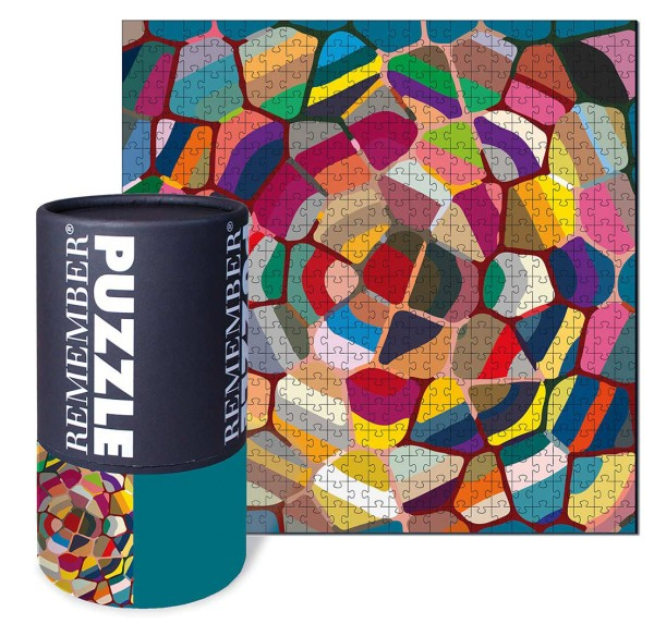 Puzzle Candy 500 Teile REMEMBER