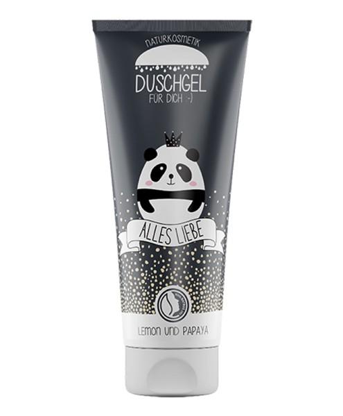 Duschgel Panda Alles Liebe Geschenk Naturkosmetik La Vida