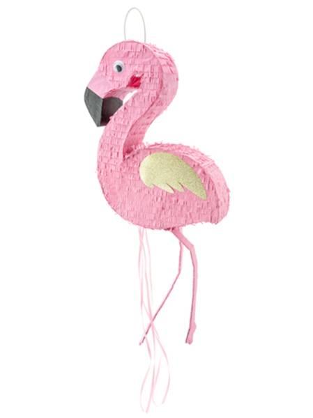 Pinata Flamingo Kindergeburtstag 21x30 cm