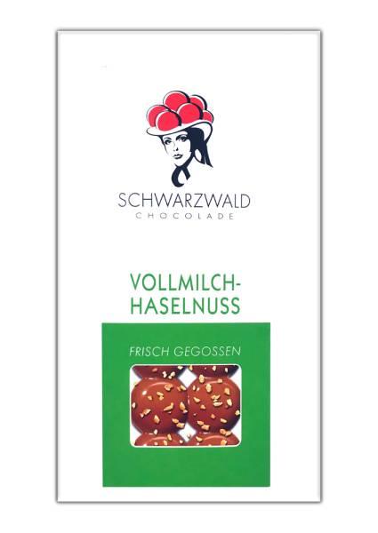 Schokolade Haselnuss 60g Schwarzwald Chocolade