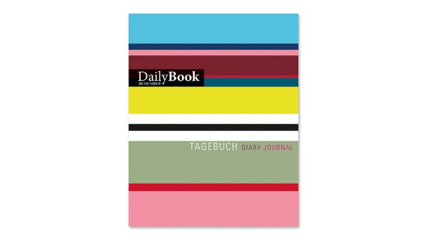 Tagebuch für DailyBook - Nachfüllbuch REMEMBER