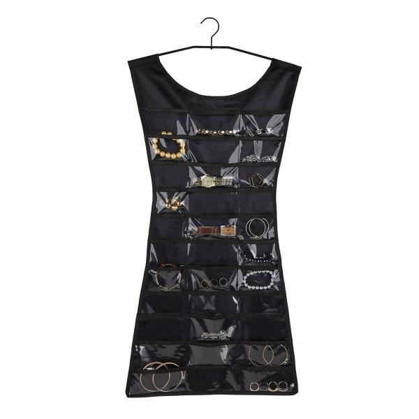 Schmuckaufbewahrung Kleid schwarz Umbra