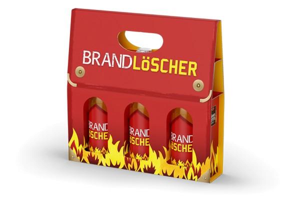 Bier Geschenkset Brandlöscher LaVida