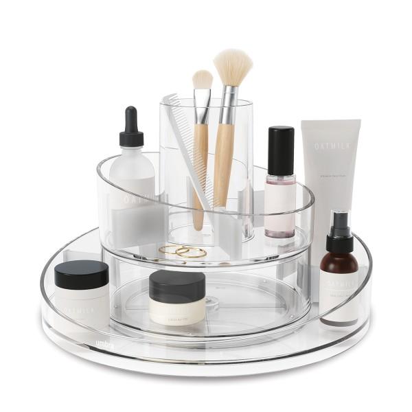 Kosmetik Makeup Cascada Organizer Transparent Umbra