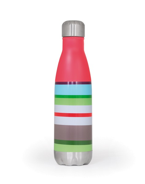 0,5l Thermoflasche Selva Edelstahl Trinkflasche REMEMBER