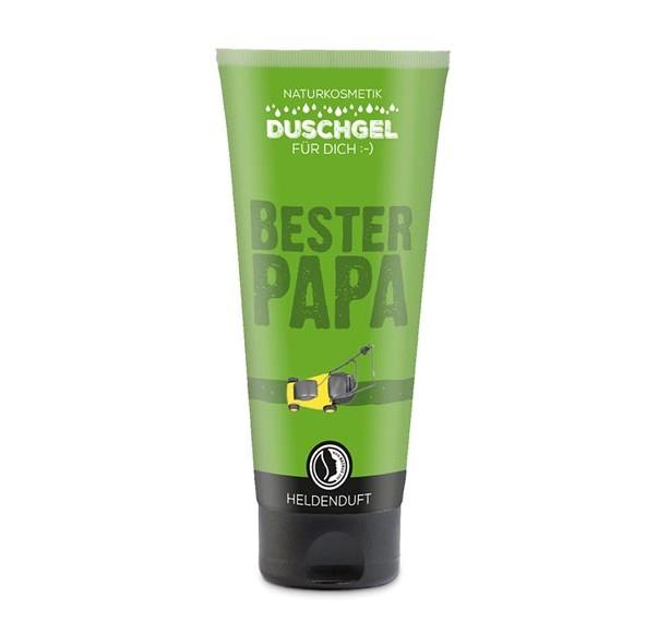 Bester Papa Duschgel Männergeschenk