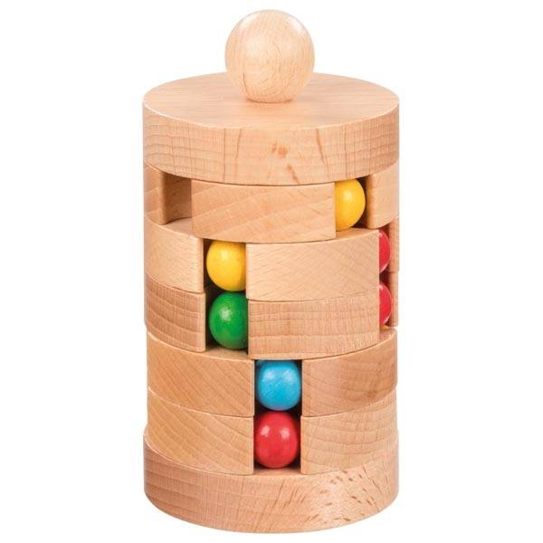 Kugelturm Knobelspiel Goki