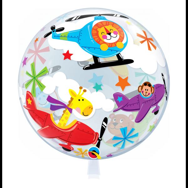 Bubble Ballon Flugzeug Kinder Luftballon