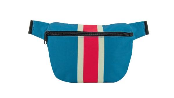 Designer Hüfttasche Azzuro blau REMEMBER