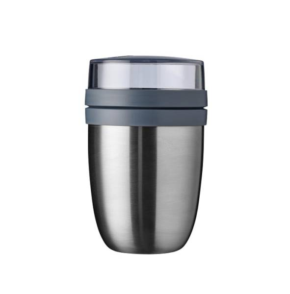 Thermo-Lunchpot Ellipse Edelstahl Mepal