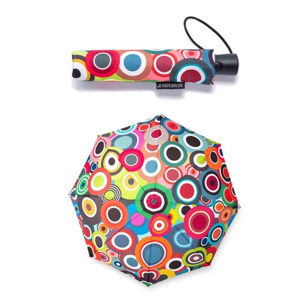 Rondo Taschen Regenschirm Automatik REMEMBER